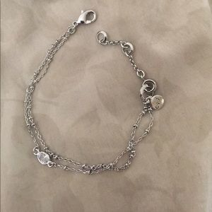 Chloe and Isabel cute silver bracelet